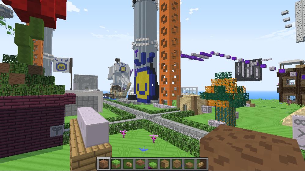A screenshot of Classicube